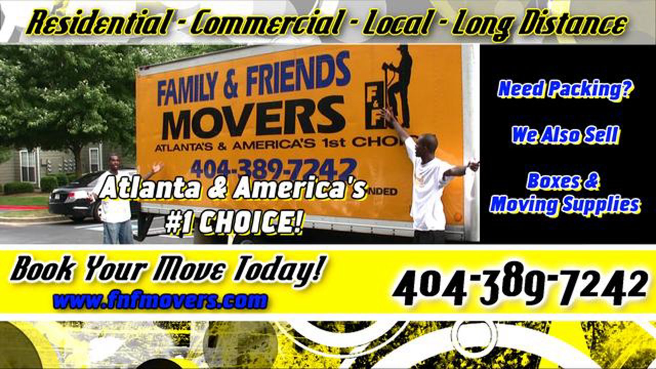 FNF Movers Commercial Spot