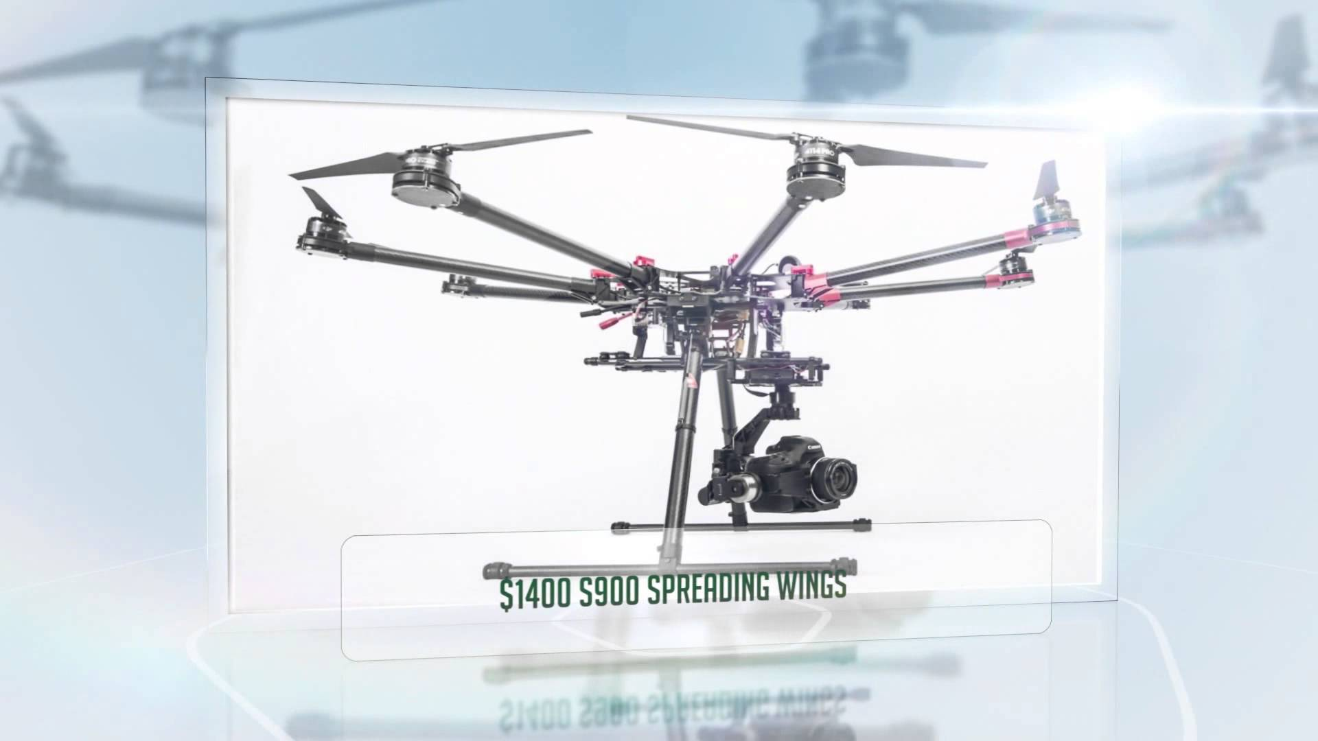 Multirotor Access Product Showcase
