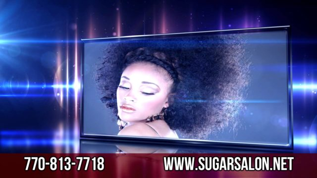 Sugar Salon -Brand New-